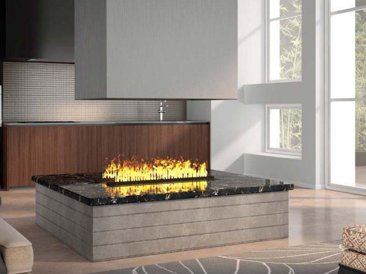 foyer électrique Dimplex Opti-myst Pro 1000 à vapeur d'eau