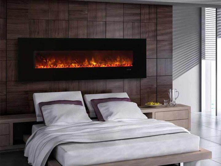 foyer électrique mural Modern Flames